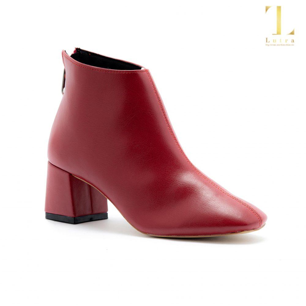 Boot cao gót 5cm Lutra - 5923 Xưởng Giày 09