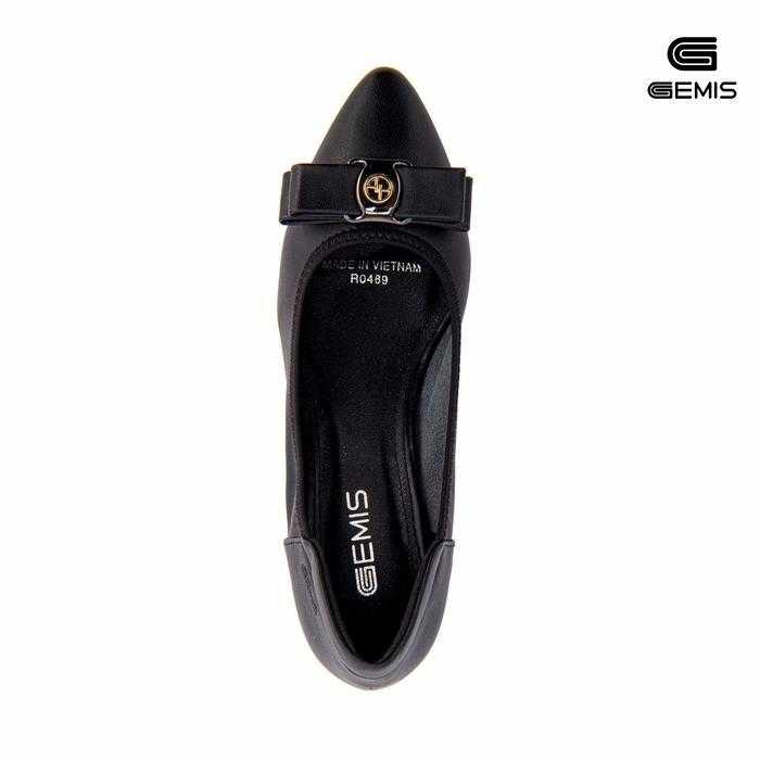 Giày Cao Gót Nơ 5cm GEMIS-GM0028 Xưởng Giày 01