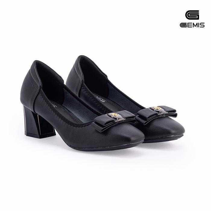 Giày Cao Gót Nơ 5cm GEMIS-GM0030 Xưởng Giày 08