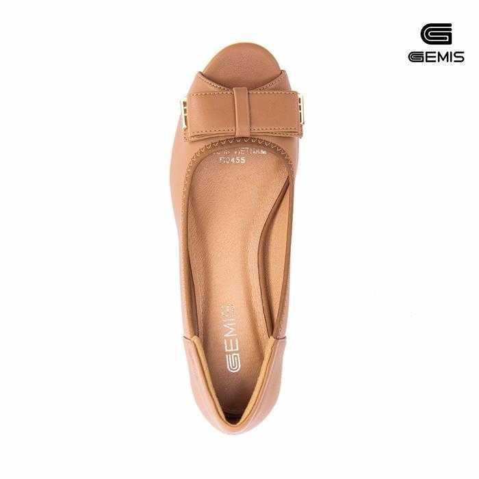 Giày Cao Gót 5cm Hở Mũi GEMIS-GM0051 Xưởng Giày 06