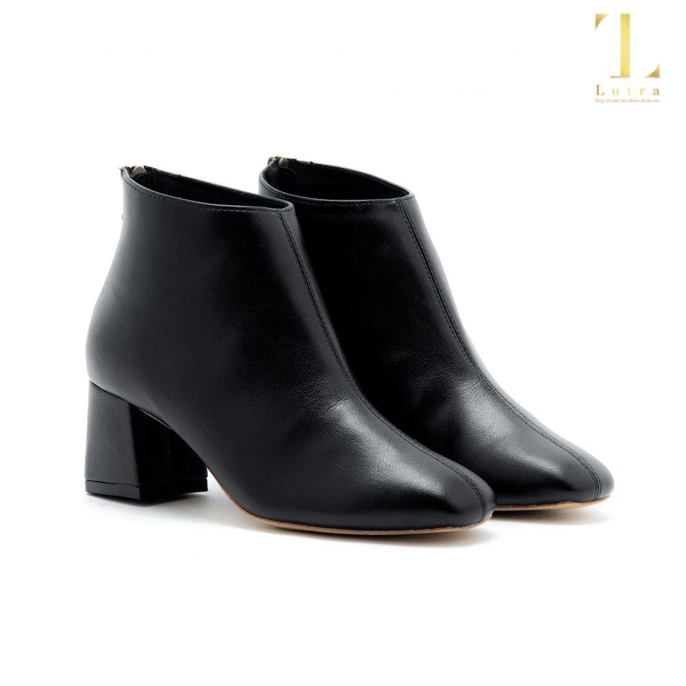 Boot cao gót 5cm Lutra - 5916 Xưởng Giày 09