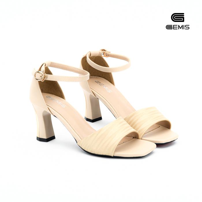 Sandal Mũi Vuông 7cm gemis - GM00096 Xưởng Giày 08