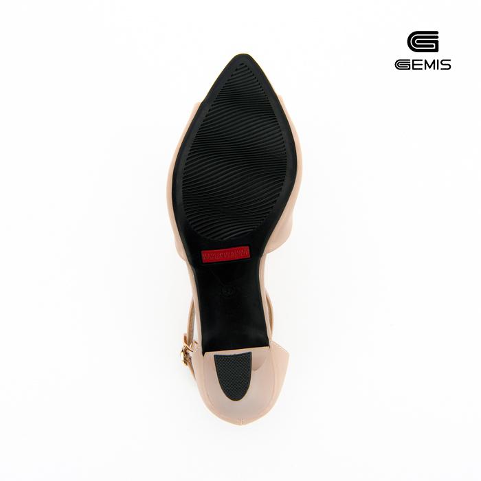 Sandal mũi nhọn 7 cm gemis - GM00092 Xưởng Giày 01