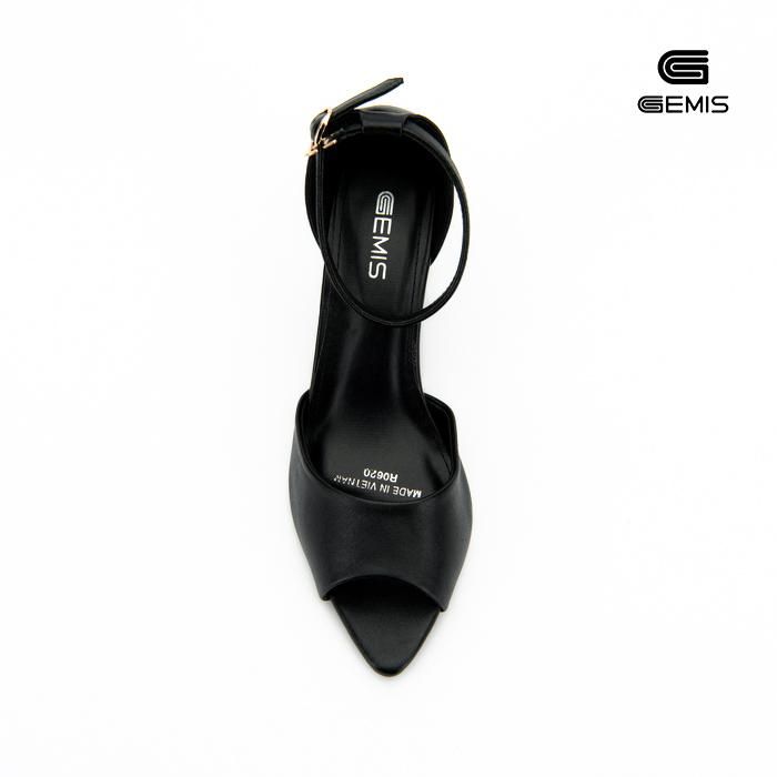 Sandal mũi nhọn 7 cm gemis - GM00091 Xưởng Giày 02