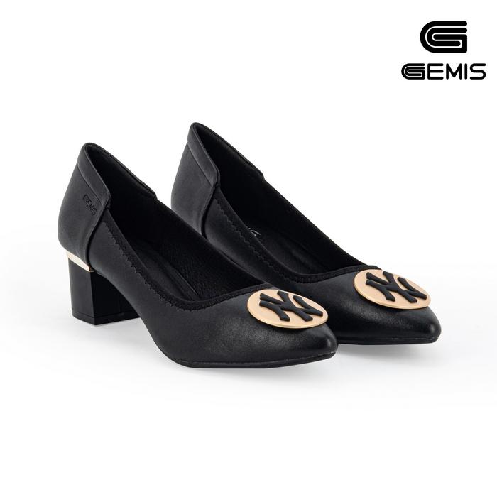 Giày Cao Gót 5cm Khoá Tròn GEMIS - GM00085 Xưởng Giày 03