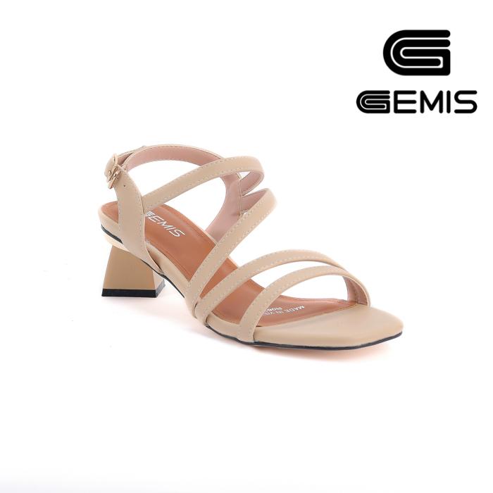 Sandal Quai Chéo 5CM Gemis – GM00034 Xưởng Giày 05
