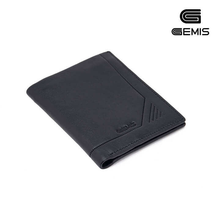 Ví Đứng Da Bò Gemis - GM00043 Xưởng Giày 09
