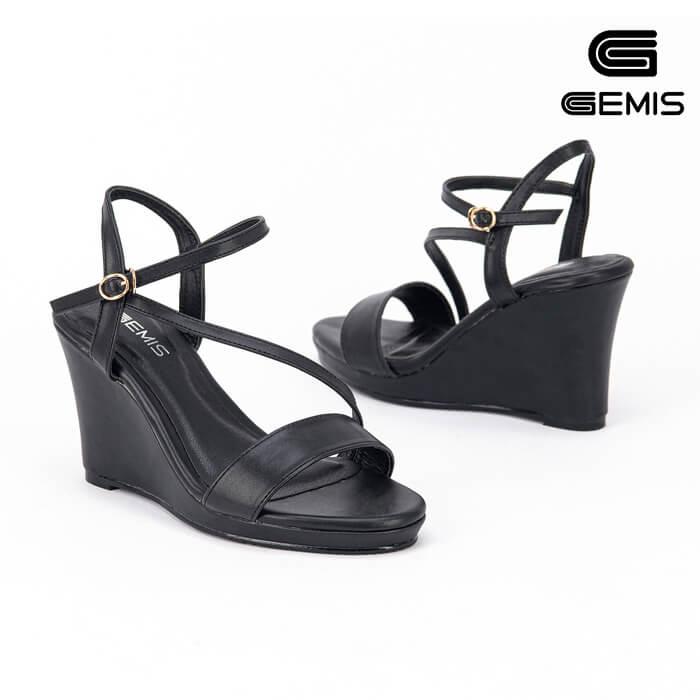 Sandal đế xuồng 7cm Gemis - GM00037 Xưởng Giày 04