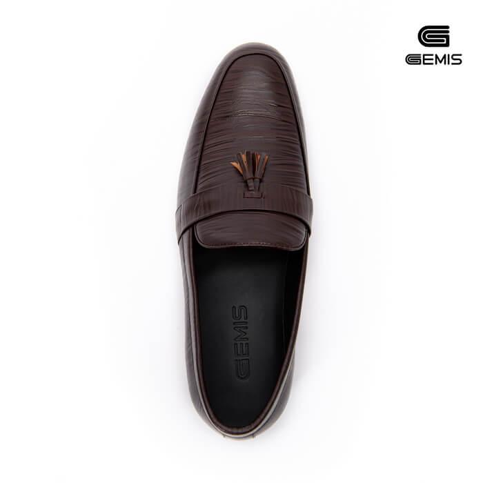 Giầy lười Da Bò Cao Cấp - GM00053 Xưởng Giày 05