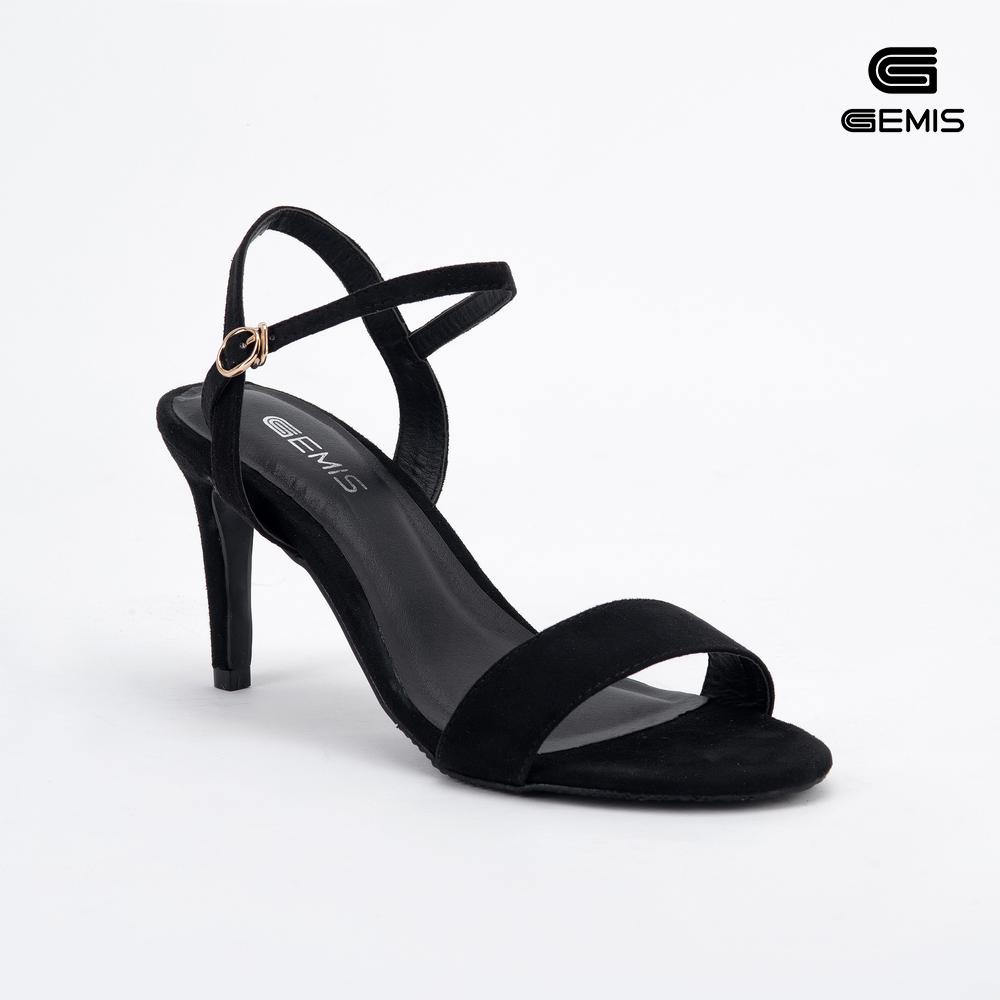 Sandal Cao Gót 7cm Da Lộn Gemis - GM00055 Xưởng Giày 06