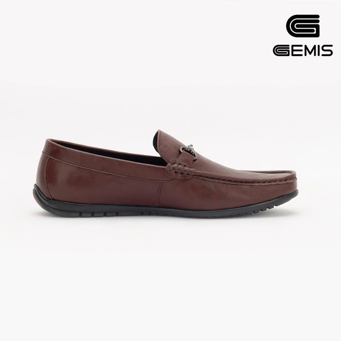 Giày Mọi Nam Da Bò Đai Khoá GEMIS - GM00061 Xưởng Giày 07