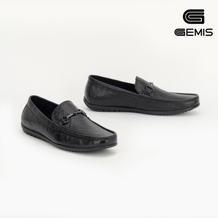 Giày Mọi Nam Da Bò Đai Khoá GEMIS - GM00060 Xưởng Giày 03