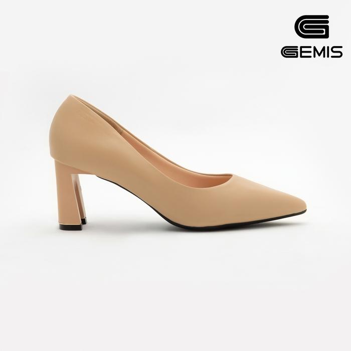 Giày Cao Gót Da Cao Cấp GEMIS - GM00067 Xưởng Giày 07