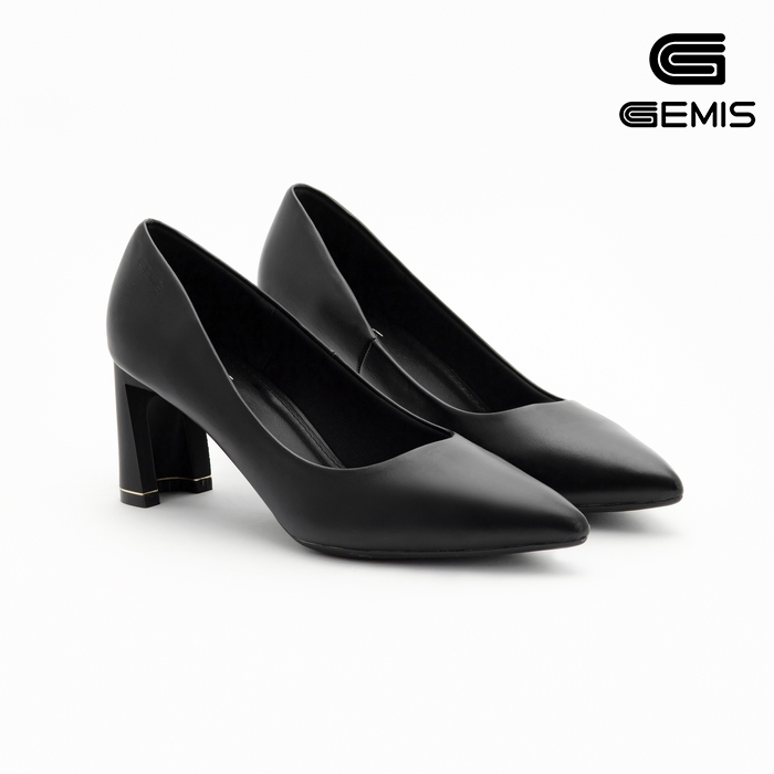 Giày Cao Gót Da Cao Cấp GEMIS - GM00066 Xưởng Giày 03