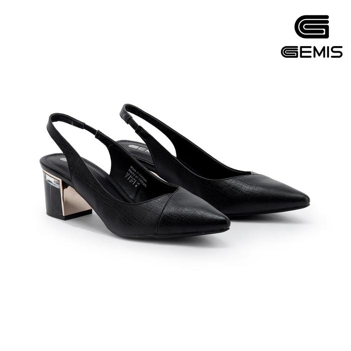 Giày Hở Hậu Cao Gót 7cm GEMIS - GM00074 Xưởng Giày 04