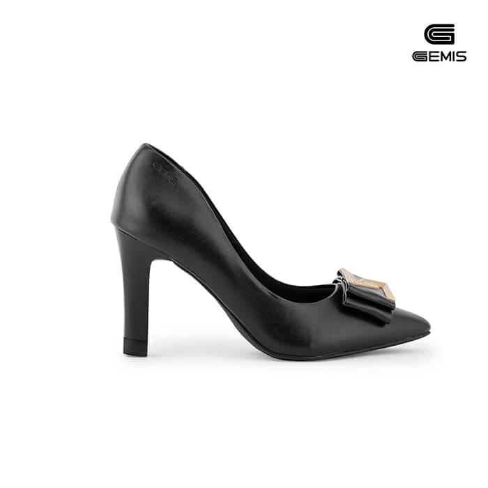 Giày Cao Gót 8cm Nơ Khoá - GM00100 Xưởng Giày 06