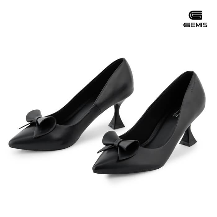 Giày Cao Gót Nơ 5cm GEMIS - GM00078 Xưởng Giày 07