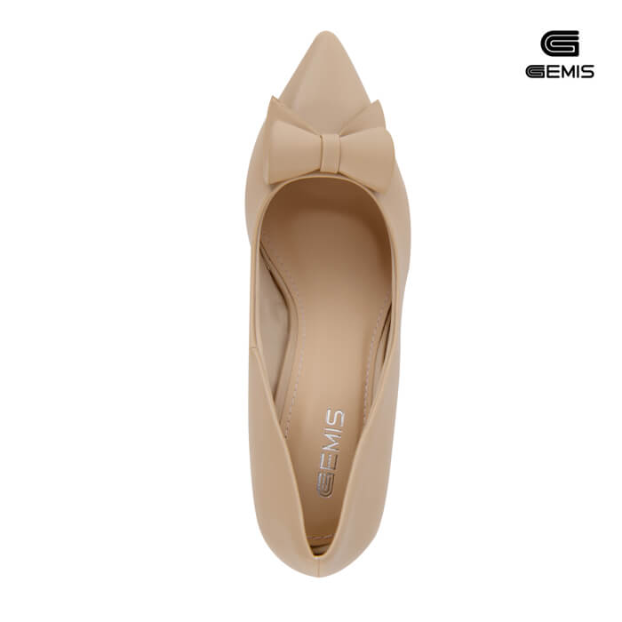 Giày Cao Gót Nơ 5cm GEMIS - GM00079 Xưởng Giày 06