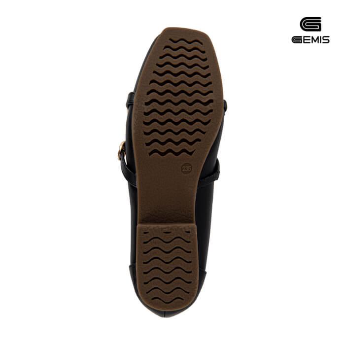 Giày Mũi Vuông Khoá Chéo - GM00104 Xưởng Giày 07