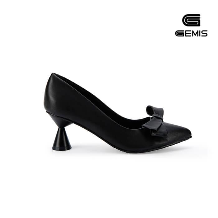 Giày Cao Gót Nơ 5cm GEMIS - GM00140 Xưởng Giày 02