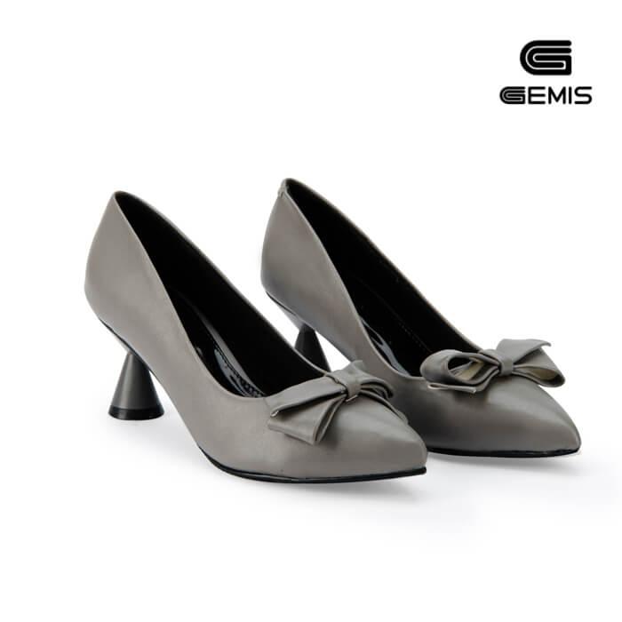 Giày Cao Gót Nơ 5cm GEMIS - GM00142 Xưởng Giày 09