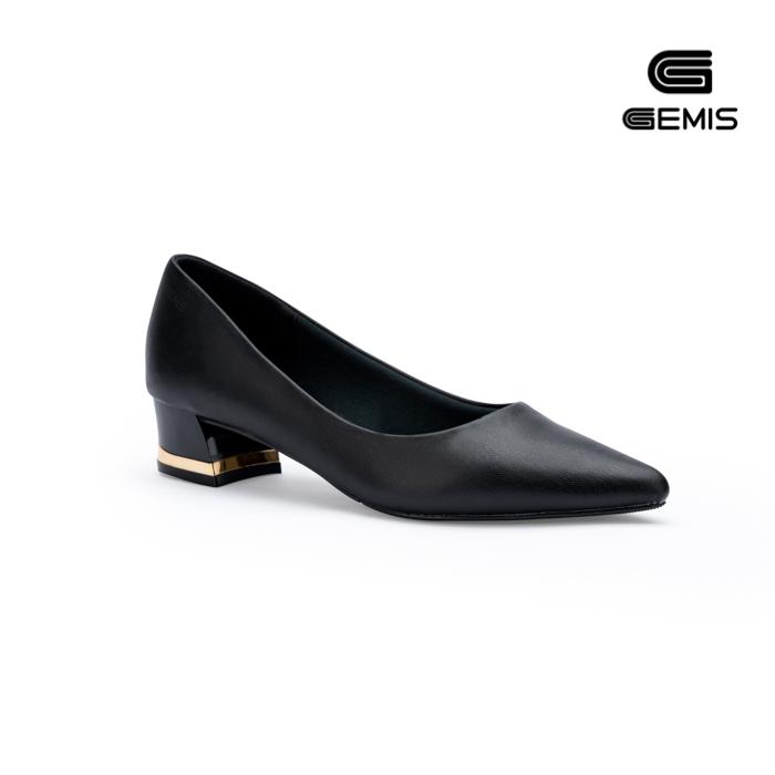 Giày Cao Gót 3cm Mũi Nhọn Gemis - GM00156 Xưởng Giày 09