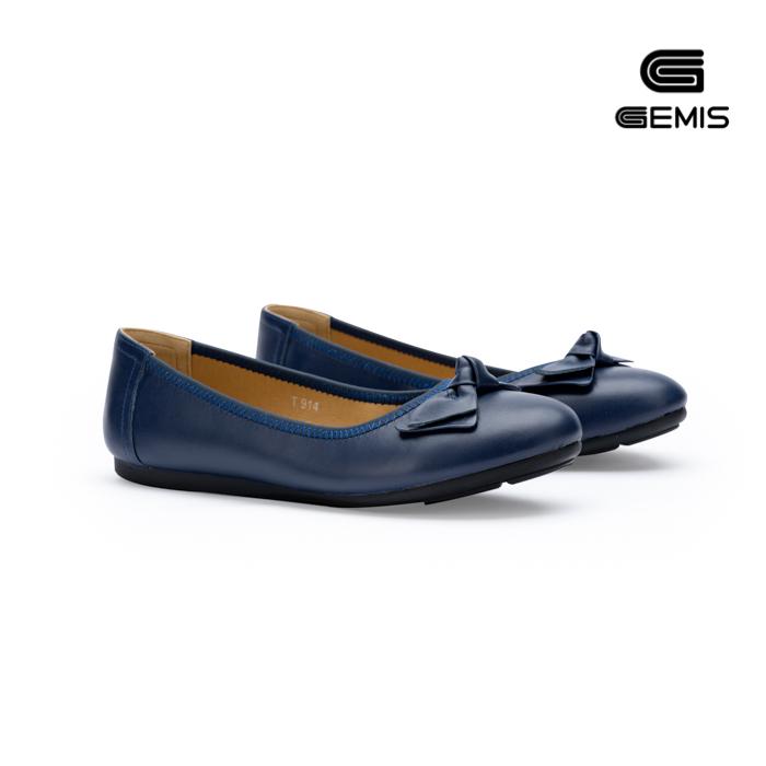 Giày Bệt Nơ Da Bò Gemis - GM00153 Xưởng Giày 01
