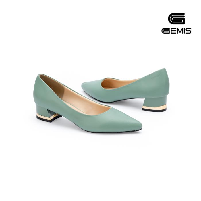 Giày Cao Gót 3cm Mũi Nhọn Gemis - GM00156 Xưởng Giày 06