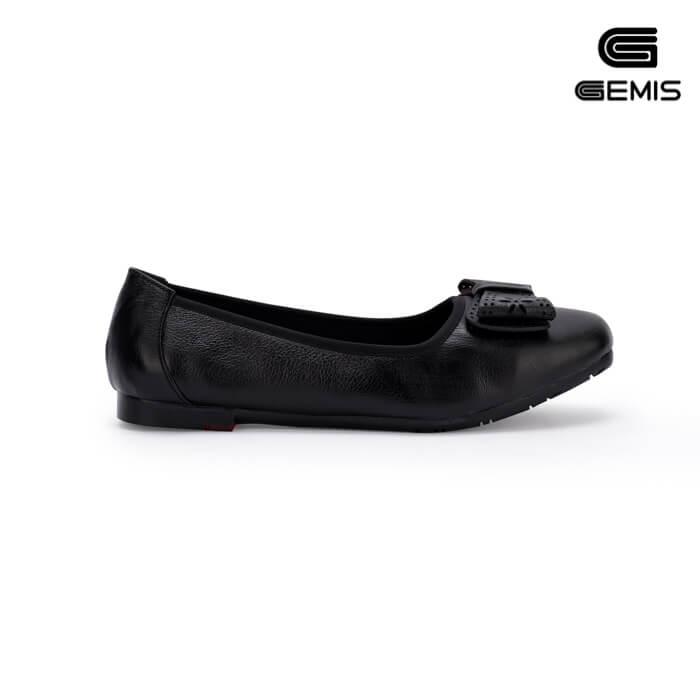 Giày bệt da bò nơ laze - GM00163 Xưởng Giày 06
