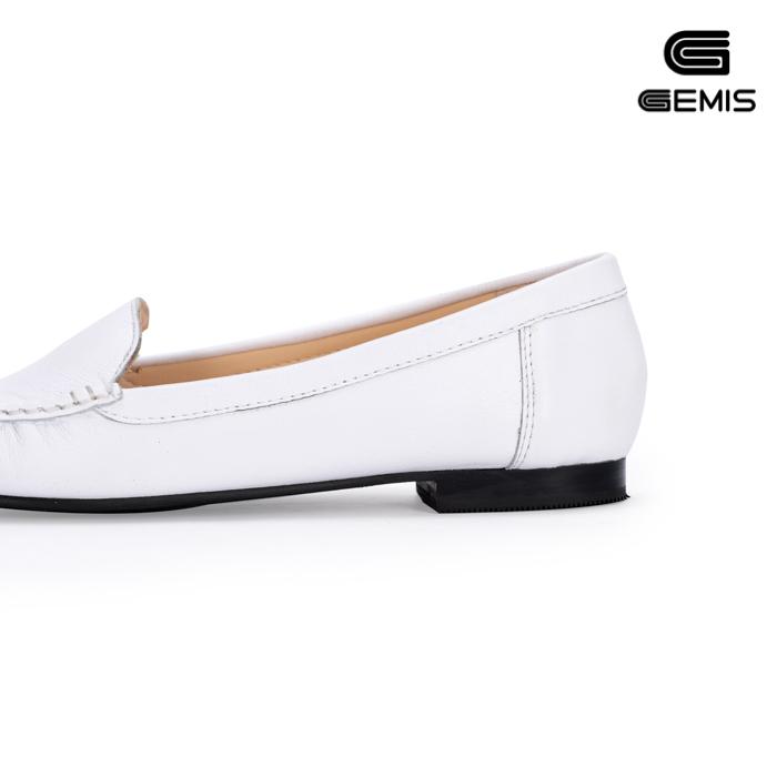 Giày mọi nữ da bò GEMIS - GM00173 Xưởng Giày 01