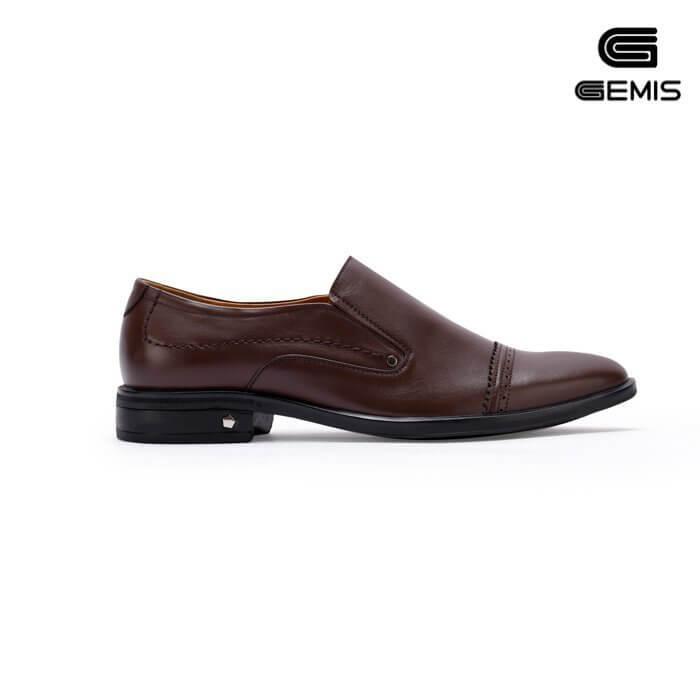 Giày lười nam gemis 2cm - GN00160 Xưởng Giày 01