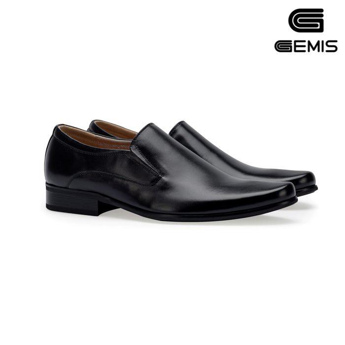Giày lười nam da bò trơn Gemis- GN00203 Xưởng Giày 03