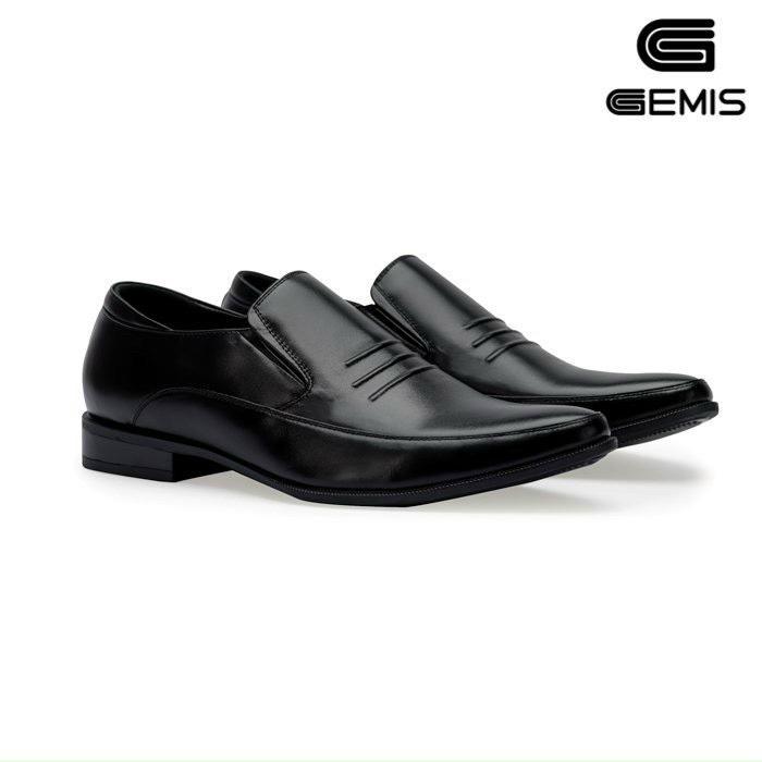 Giày lười nam sọc đế ngang 2 cm Gemis - GN00205 Xưởng Giày 06