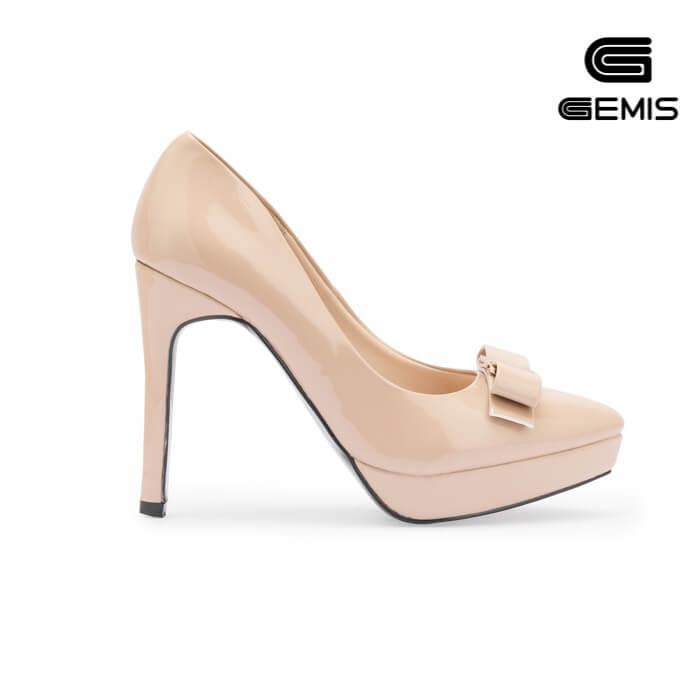 Giày cao gót da bóng 11 cm Gemis – GM00209 Xưởng Giày 04