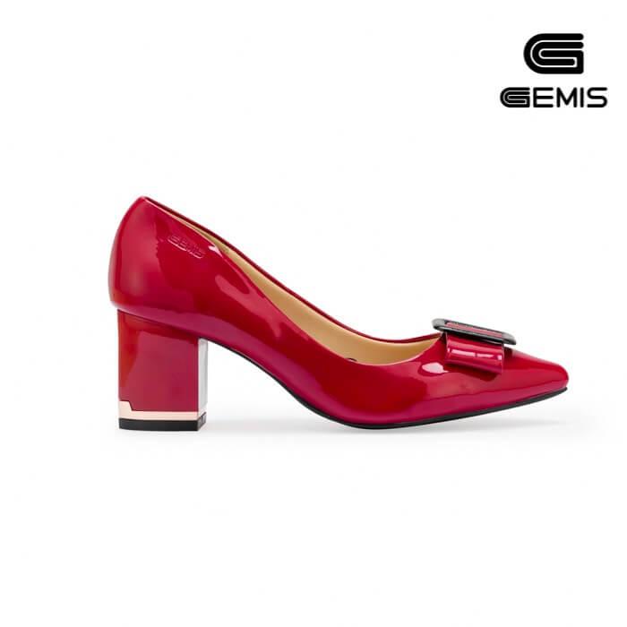 Giày cao gót bóng 7 cm Gemis- GM00210 Xưởng Giày 05
