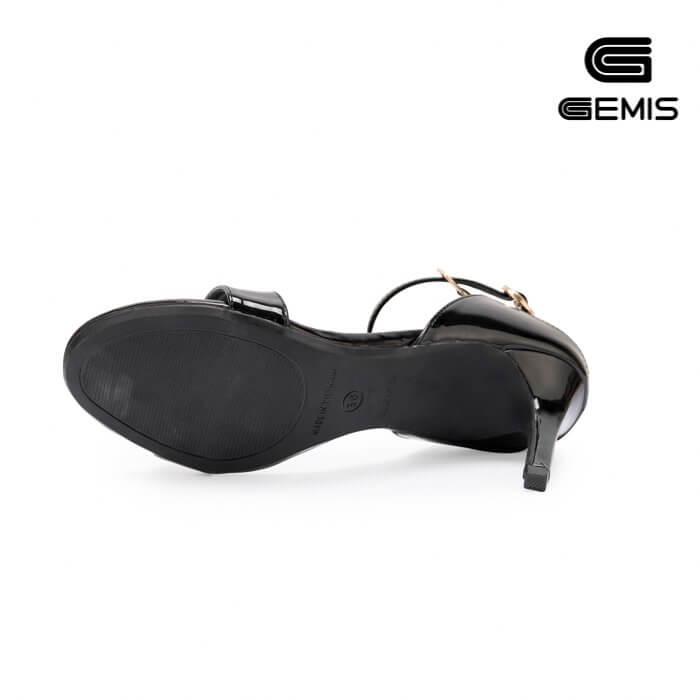 Sandal da bóng 8cm Gemis -GM00212 Xưởng Giày 04