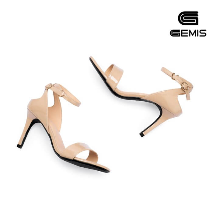 Sandal da bóng 8cm Gemis - GM00212 Xưởng Giày 05