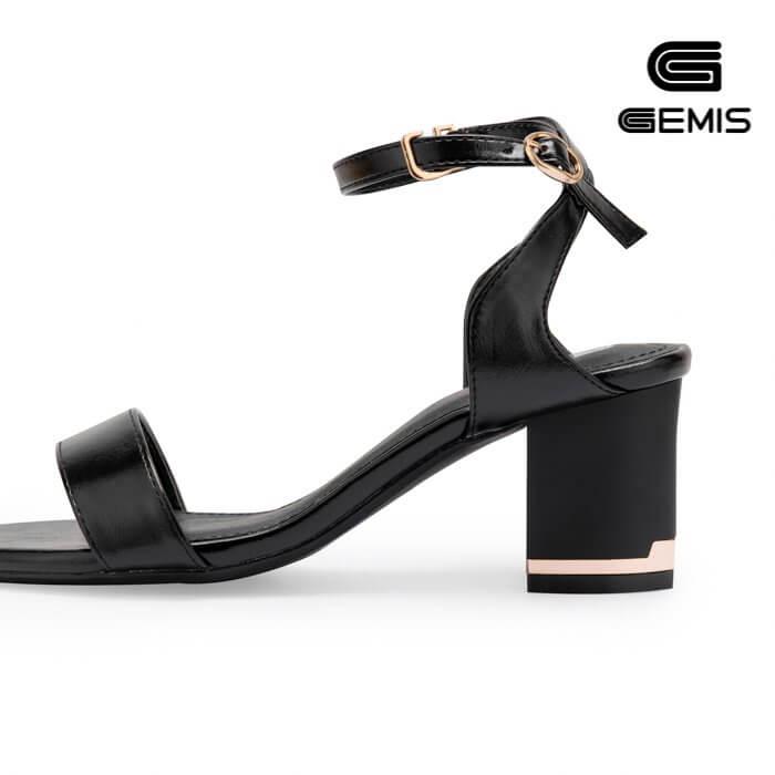 Sandal gót vuông 5cm Gemis - GM00215 Xưởng Giày 05