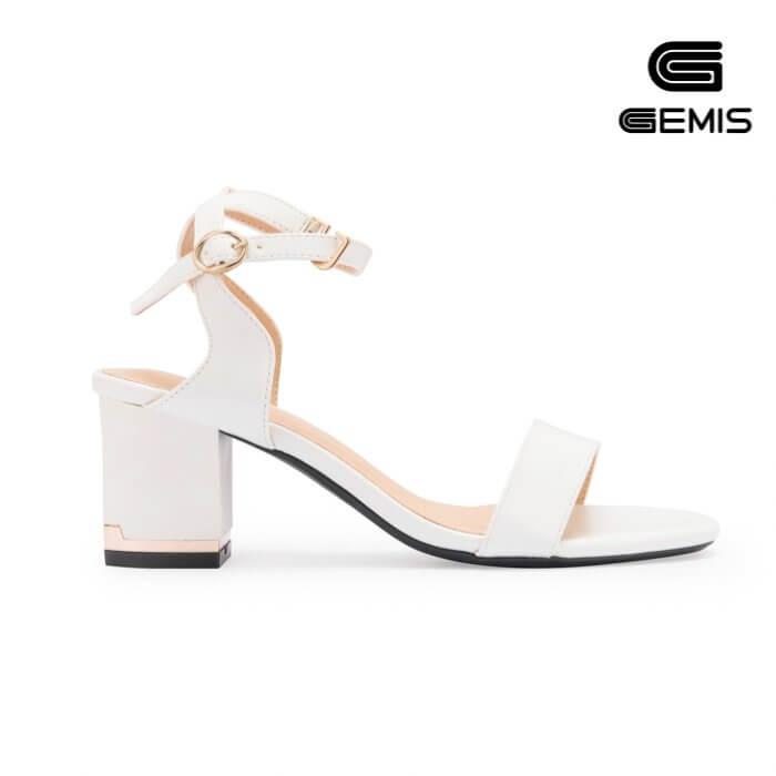 Sandal gót vuông 5cm Gemis - GM00215 Xưởng Giày 08