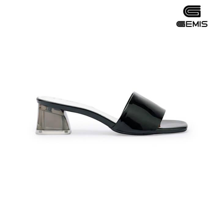 Guốc cao gót mũi vuông 5cm GEMIS - GM00260 Xưởng Giày 03