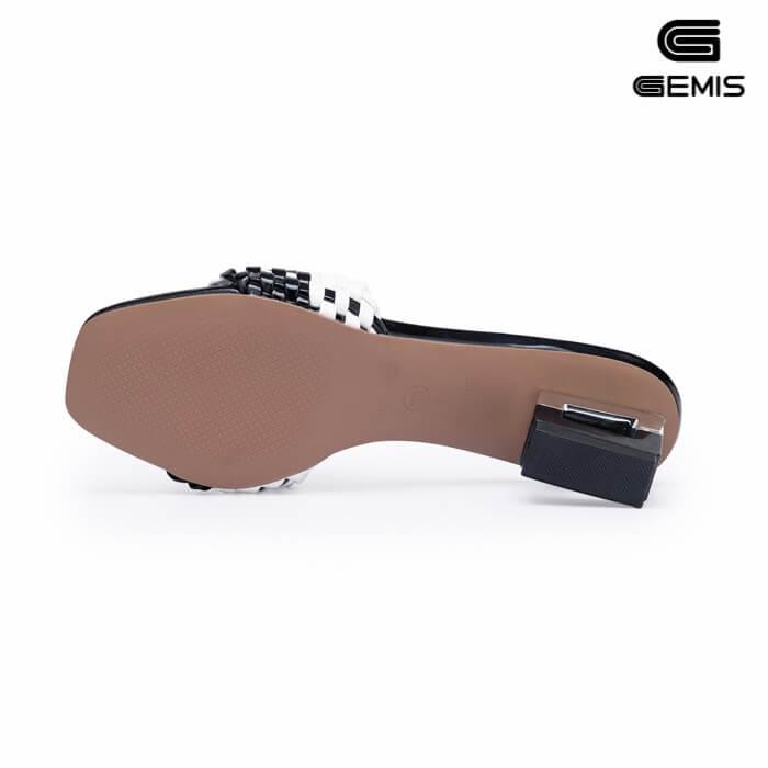 Guốc cao gót 5cm Gemis - GM00262 Xưởng Giày 02