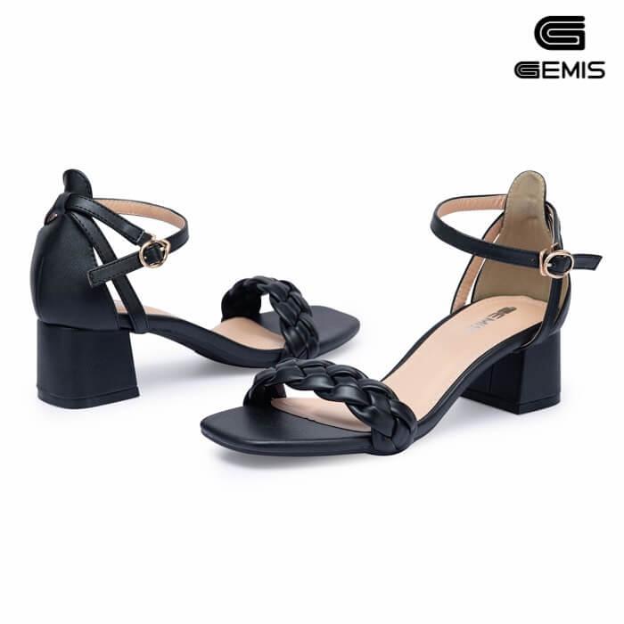Sandal cao gót 5cm Gemis - GM00263 Xưởng Giày 02