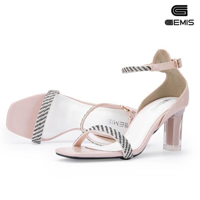 Sandal đính đá 7cm Gemis - GM00264 Xưởng Giày 07