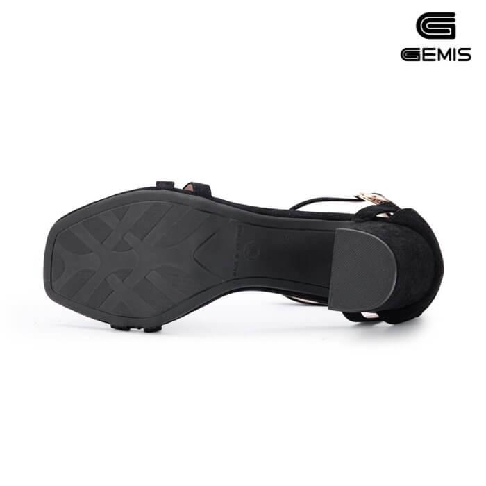 Sandal cao gót da lộn 7cm - GM00265 Xưởng Giày 04