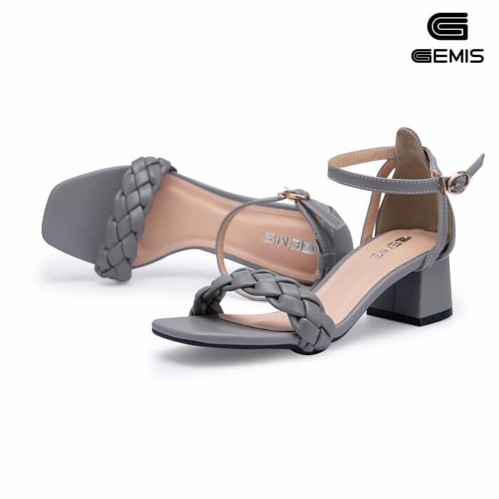 Sandal cao gót 5cm Gemis - GM00263 Xưởng Giày 09